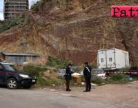 SAN MARCO D'ALUNZIO – Sequestrata discarica abusiva. 5 persone denunciate.