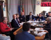"""MESSINA – """"Patto per il Sud"""". Riunione operativa a Palazzo dei Leoni, monitoraggio dei finanziamenti ed esame delle criticità."""