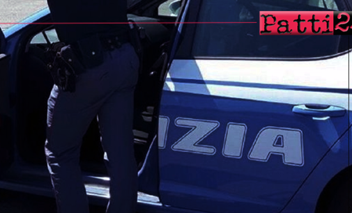 BARCELLONA P.G. – Sorvegliato speciale sorpreso in casa della compagna senza autorizzazione. Arrestato 26enne