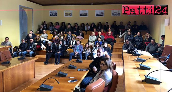 CAPO D'ORLANDO – Seminario informativo-formativo su qualità dei servizi turistici.