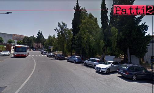 PATTI – Domani dalle 7 alle 13 divieto di sosta in alcuni tratti della via Mazzini e via Trieste per rifacimento segnaletica orizzontale