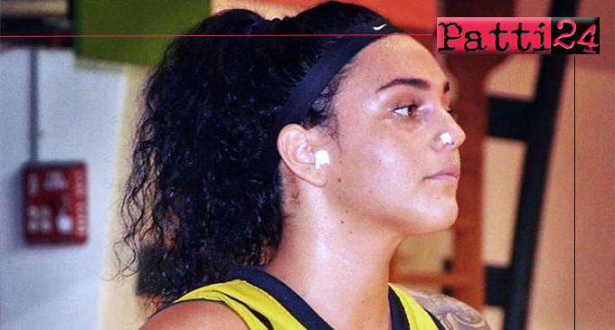 PATTI – Alma Basket Patti. Arriva il pivot Giorgia Manfrè