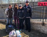 OLIVERI – Pulizia e decoro. 600€ di verbale per chiunque abbandoni un sacchetto di rifiuti.