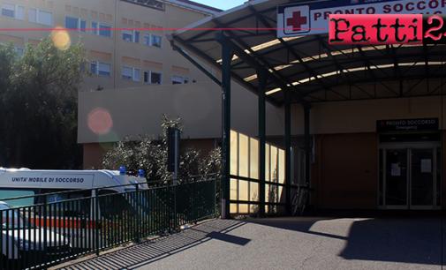 BARCELLONA P.G. – Ospedale. Dal 7 agosto verrà ripristinata anche l'attività della U.O. di Medicina Interna