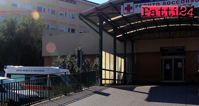 """BARCELLONA P.G. – Pronto Soccorso Ospedale, l'Asp non si piega """"alla malasorte"""""""