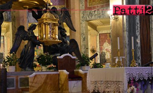 PATTI – Diocesi di Patti. Domani Assemblea Ecclesiale, nella Basilica Santuario di Tindari