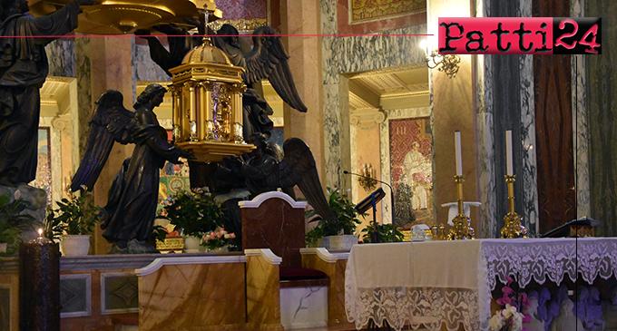 """PATTI – Dal Santuario di Tindari recita del Rosario, per impetrare l'aiuto e la protezione della """"Nigra sed formosa"""""""