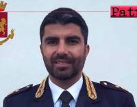 PATTI – Il Dr. Salvatore Di Blasi nuovo Dirigente del Commissariato di Pubblica Sicurezza di Patti