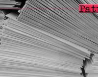 PATTI – Affidato servizio stampa e imbustamento  avvisi pagamento Tari.