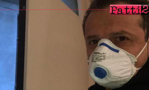 """MESSINA – Coronavirus. De Luca: """"Vieterò a tutti di uscire da casa, lo capite che in Sicilia la diffusione del virus sarebbe una tragedia annunciata?"""""""