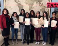 PATTI – Studenti del Liceo hanno conseguito le certificazioni di lingua straniera.