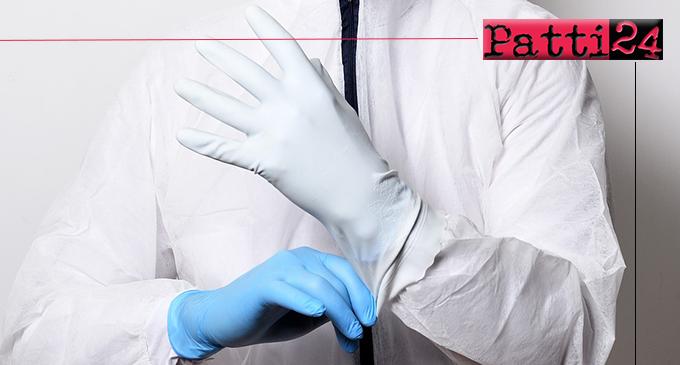 PATTI – Nuovo caso di contagio da COVID-19. Il sindaco Aquino tranquillizza e fa il punto della situazione.