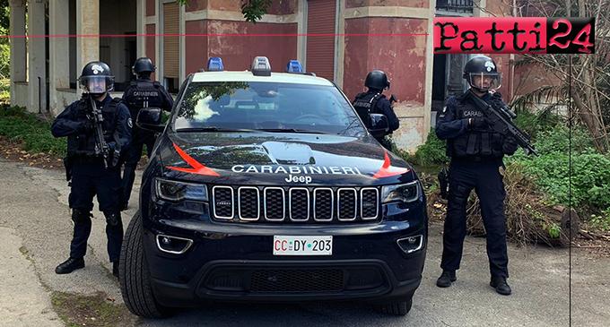 MESSINA – Nascondeva una serra indoor di cannabis. 29enne si barrica in casa, arrestato