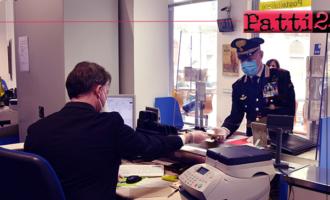 MESSINA – Covid-19. Poste Italiane e Carabinieri insieme per consegnare la pensione agli anziani.