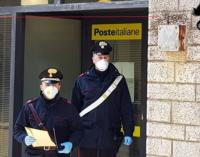 EMERGENZA COVID-19. Poste Italiane e Carabinieri insieme per consegnare la pensione agli anziani