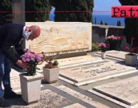 MILAZZO – Il cimitero è chiuso da un mese. Ai fiori ci pensa il Comune