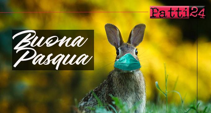 """Da Patti24… semplicemente """"Buona Pasqua"""""""