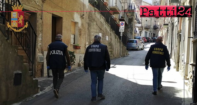 MESSINA – Covid-19. Controlli negozi generi alimentari nel territorio nebroideo, sanzioni per migliaia di euro.