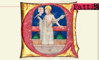 PATTI – Pasqua 2020. Messaggio del Vescovo mons.  Giombanco alle famiglie della Diocesi.