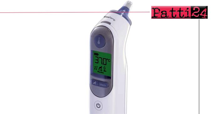 MESSINA – Asp. Ai dipendenti in servizio verrà misurata la temperatura corporea all'ingresso