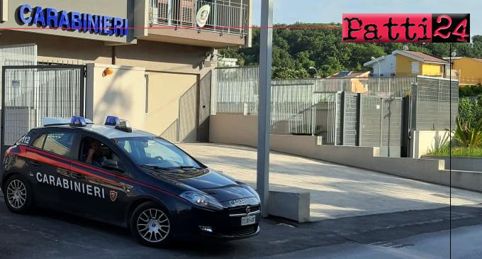 BARCELLONA P.G. – Detiene marijuana in casa ed evade dai domiciliari. 33enne arrestato
