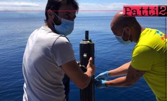 MILAZZO – Monitoraggio  acque e fondali Area Marina Protetta Capo Milazzo per studiare gli effetti del lockdown