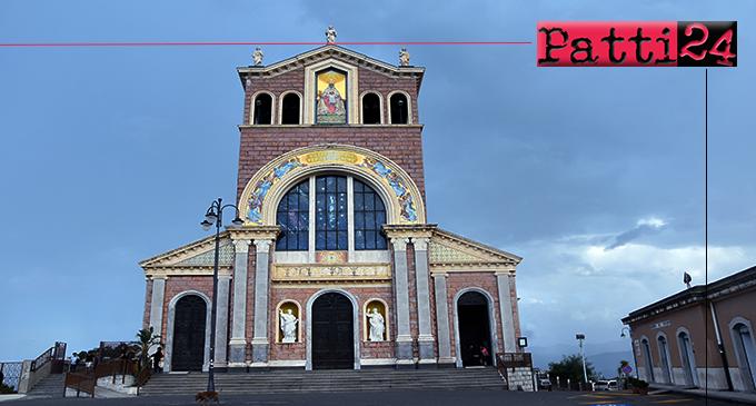 PATTI – Festa di Maria SS. del Tindari. La ricorrenza si limiterà alle sole celebrazioni liturgiche