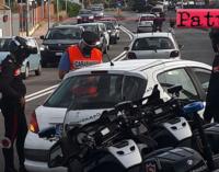 MESSINA – Week end di serrati controlli. 11 denunce