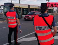 MESSINA – Nel week end, denunce per  guida senza patente, musica ad alto volume e veicoli privi di assicurazione.