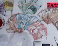BARCELLONA P.G. – Detenzione sostanza stupefacente ai fini di spaccio. Arrestato 61enne
