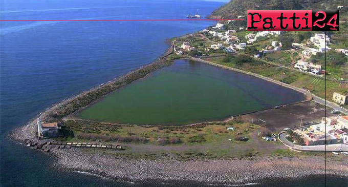 SANTA MARINA SALINA – Erosione costiera. In arrivo i frangiflutti a difesa del laghetto di Punta Lingua