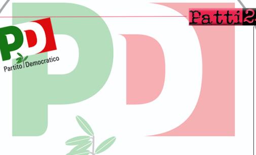 PATTI – La replica del PD Circolo Territoriale di Patti alla nota di Eleonora Maffei.