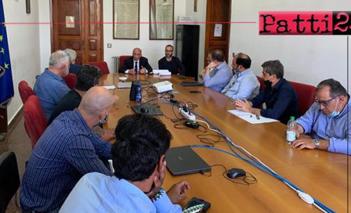 MILAZZO – Confronto Amministrazione- Commercianti  su suolo pubblico, isola pedonale e gestione movida.
