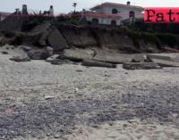MESSINA – Erosione costiera.  Oltre 10 milioni per proteggere la costa