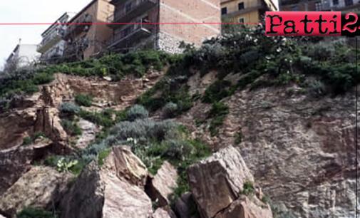SAN MARCO D'ALUNZIO – Dissesto idrogeologico. Si consolida il centro abitato