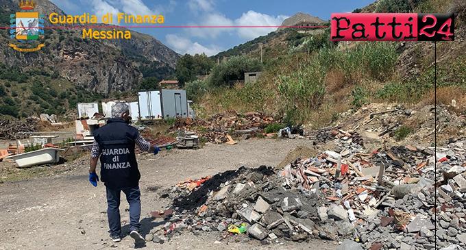 MESSINA – Sequestrate 2 discariche abusive con materiali altamente tossici nei territori di Letojanni e Pagliara.
