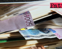 PATTI – Proroga servizio di Tesoreria Comunale dall'1 gennaio 2021 al 30 giugno 2021.