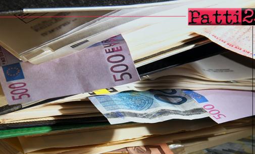 PATTI – Tari, terza rata. 8202 contribuenti verseranno nelle casse del Comune 518,315,17 euro