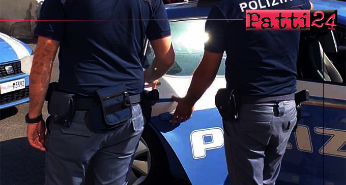 MESSINA – Forzano distributore di sigarette. Due arresti