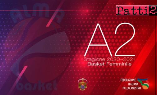 PATTI – Alma Patti domenica a Civitanova Marche contro la Fe.Ba, per recuperare il secondo match non disputato nel girone di andata