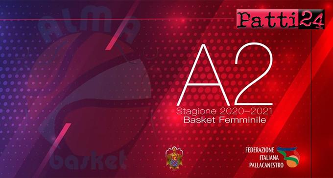 PATTI – Alma Basket, impegnata nella prima amichevole stagionale