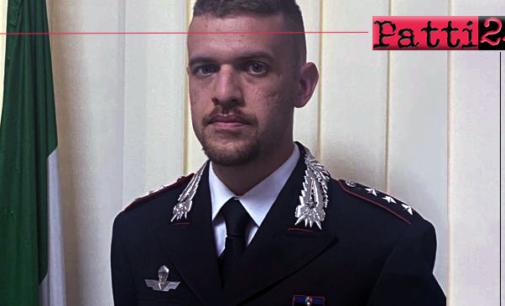 BARCELLONA P.G. – Il Capitano Lorenzo Galizia nuovo Comandante della Compagnia dei Carabinieri