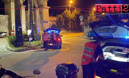 """LIPARI – Controlli """"movida"""". 2 deferiti per guida sotto l'influenza dell'alcool e contestate 11  infrazioni al Codice della Strada."""