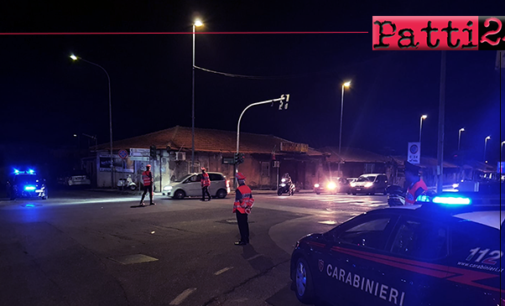 MESSINA – Serrati controlli nel week end di ferragosto. 12 denunce.