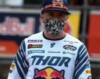 MXGP – Tony Cairoli 4° nella terza prova consecutiva sul circuito di Kegums, in Lettonia.