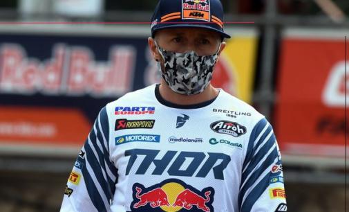 """MXGP – Gran Premio Città di Faenza. 4° posto per Tony Cairoli nella seconda prova sul circuito """"Monte Coralli""""."""