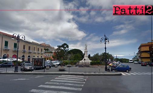 PATTI – Viabilità, dalla revoca sosta a pagamento in via Mazzini al disco orario nella Piazza Marconi attorno al monumento dei caduti.