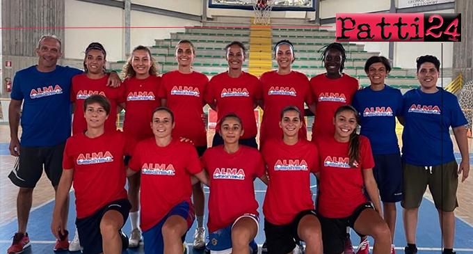 PATTI – Alma Basket. Laura Perseu sarà l'assistent coach di Mara Buzzanca