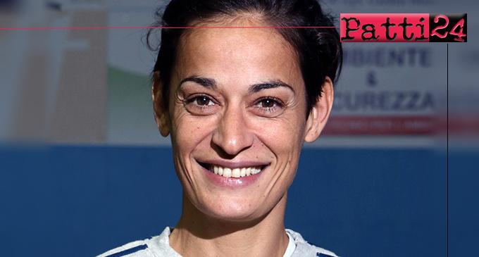 PATTI – Alma Patti. Mariana Kramer abbandona il basket giocato