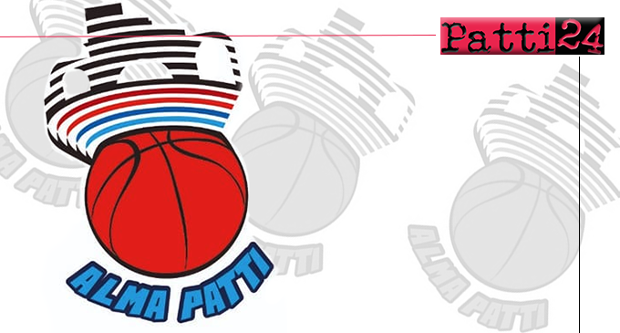 PATTI – L'Alma Basket domani ospita le Acciaierie Valbruna Bolzano